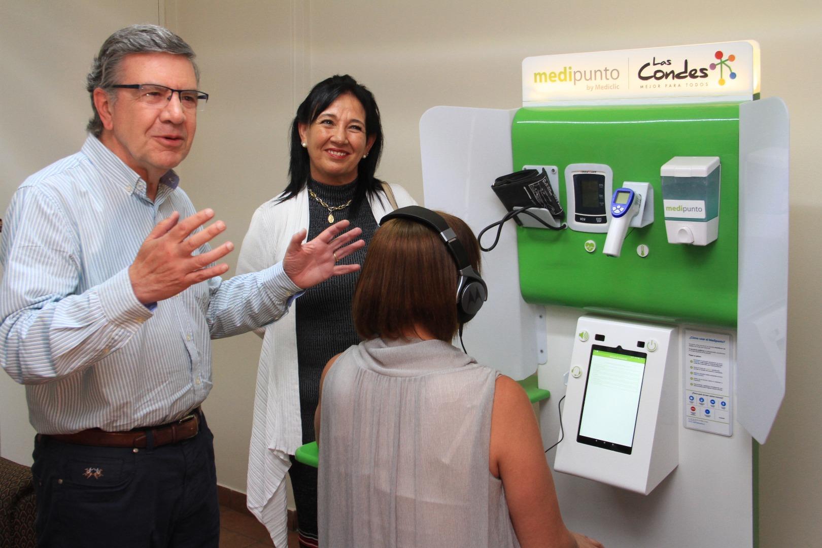 Sistema conecta a los usuarios con un médico