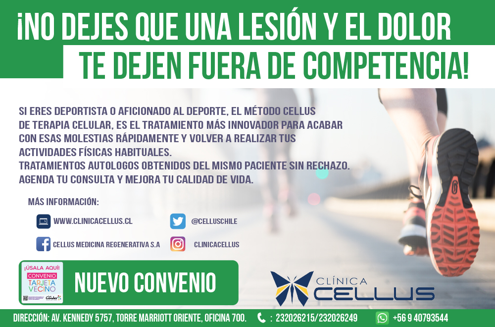 CLINICA CELLUS PROMO