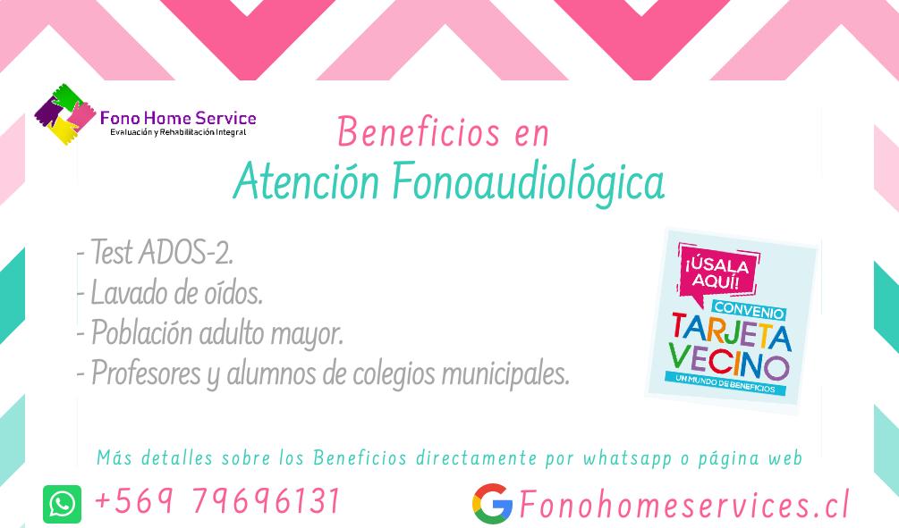 FONO HOME SERVICE PROMO