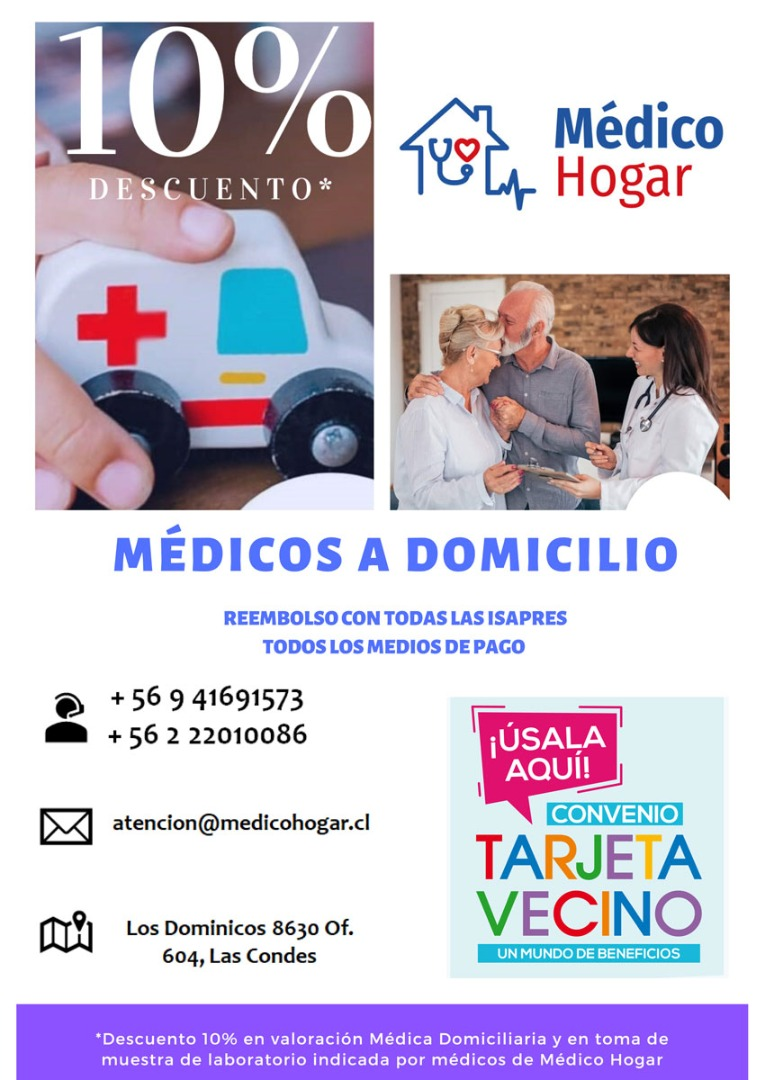 MEDICO HOGAR PROMO