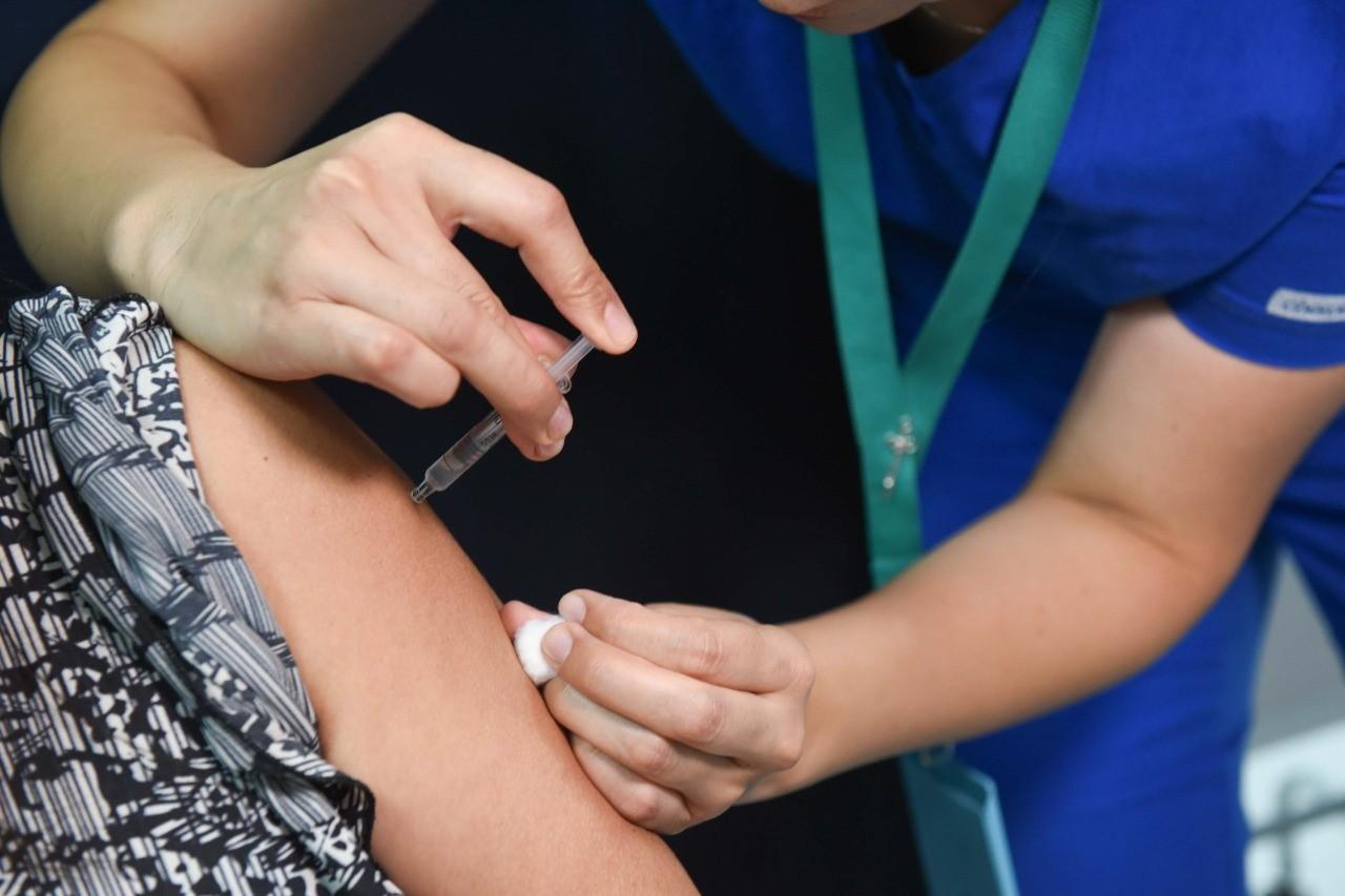Campaña de vacunación contra la influenza 2020