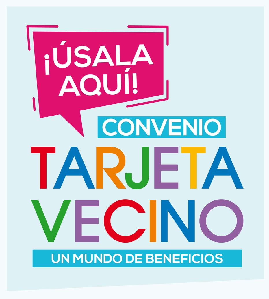 CONVENIOS TARJETA VECINO - PABLO HERRERA - BAJO LA LUNA / ARENA VIRTUAL