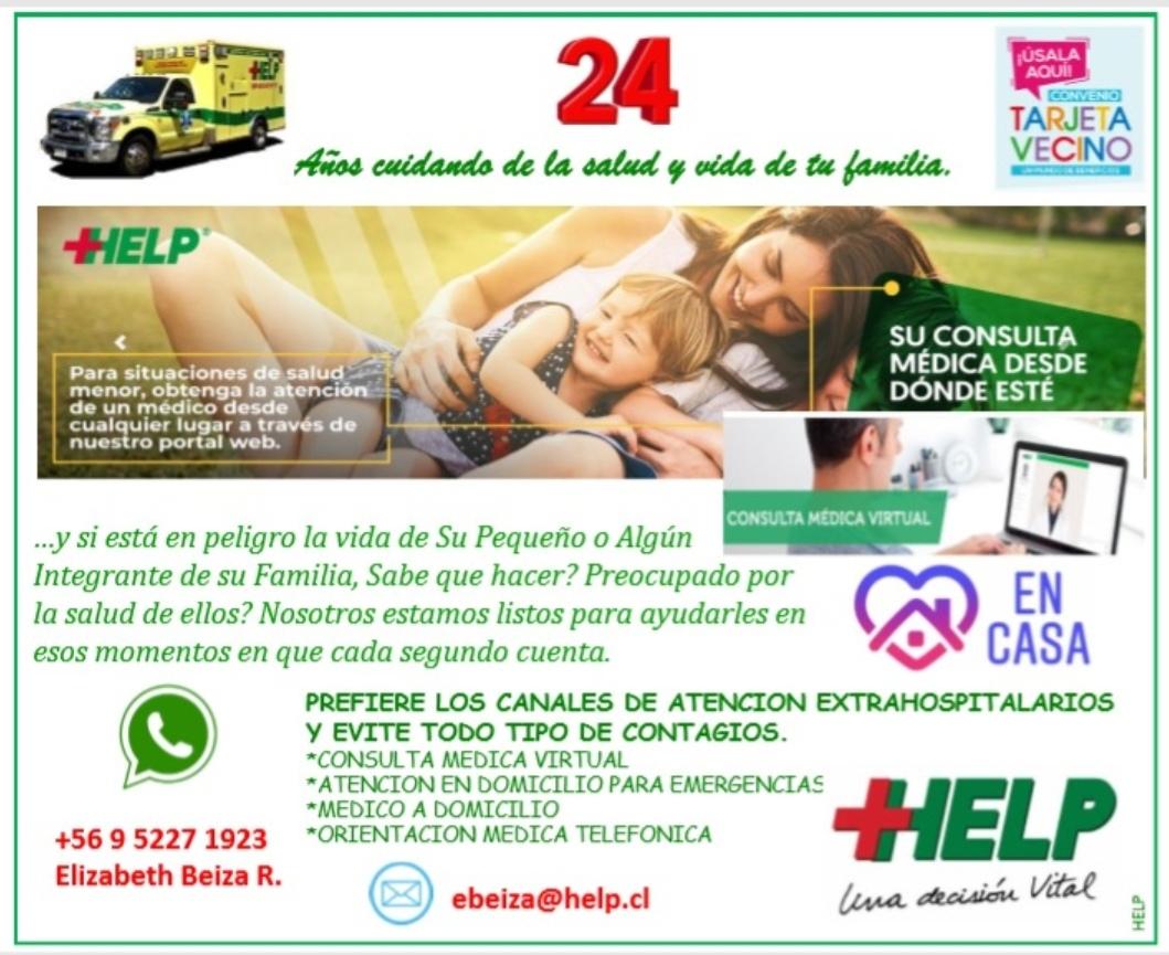HELP PROMO