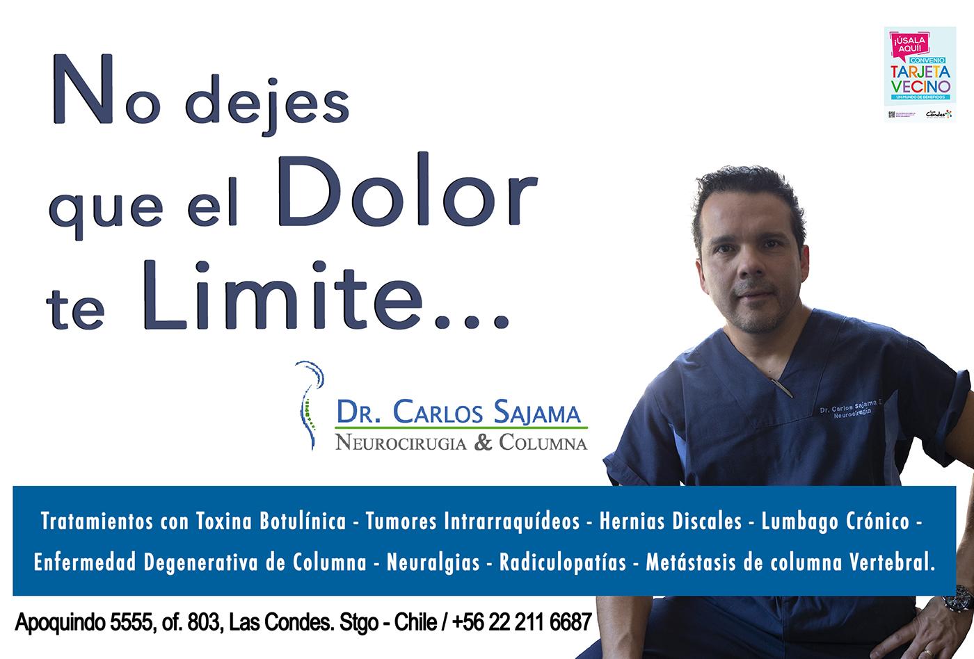 DR. CARLOS SAJAMA PROMO