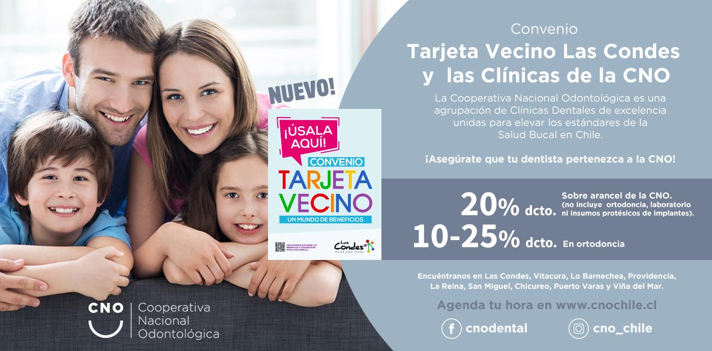 CNO CHILE PROMO